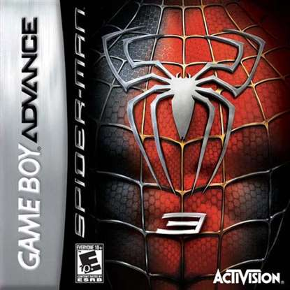 Spider-Man 3 gba rom loveroms download