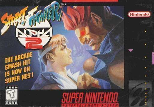 Street Fighter Alpha 2 Snes Loveroms