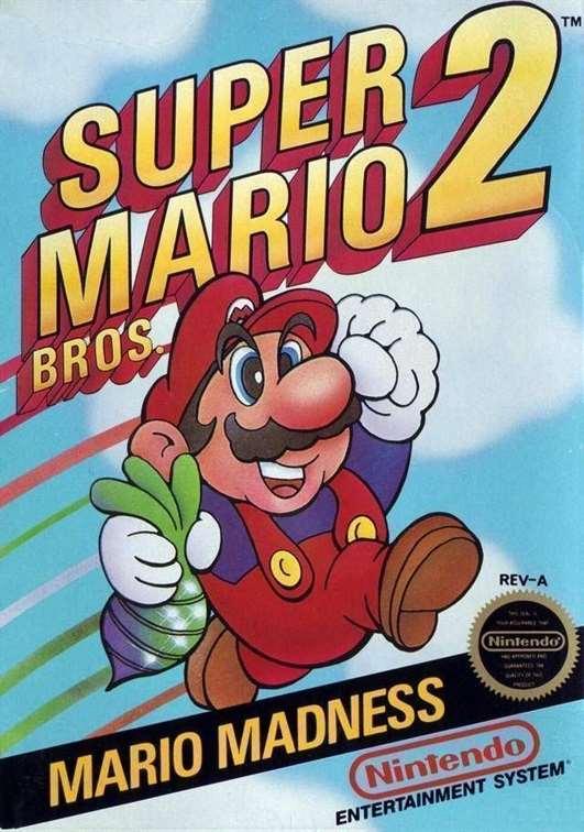 Super Mario Bros 2 Loveroms