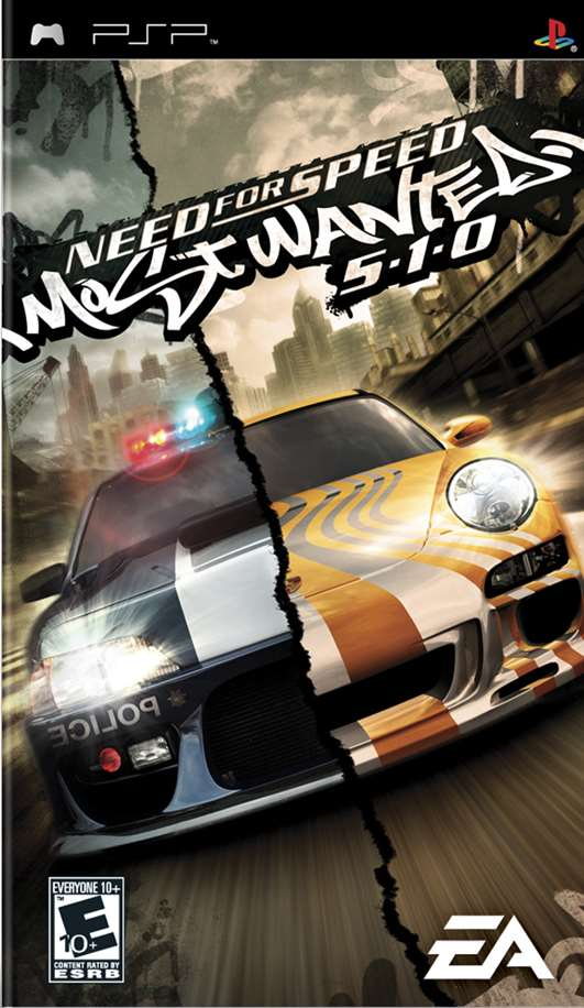Need For Speed Most Wanted Psp Loveroms