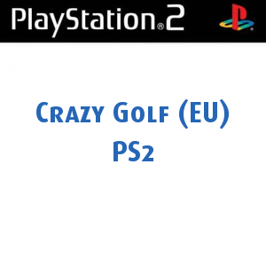 Crazy Golf (EU) PS2