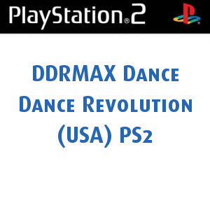 DDRMAX Dance Dance Revolution (USA) PS2
