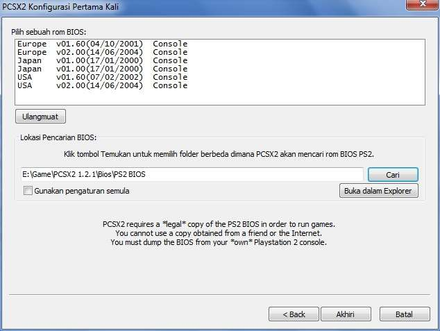 free download ps2 bios for pcsx2