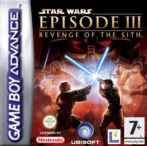 Download 1993 Star Wars Episode Iii Revenge Of The Sith E Valroms Gba Rom Loveroms
